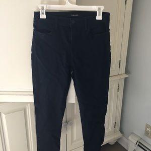 JBrand High-waisted Dark blue jeans size 27